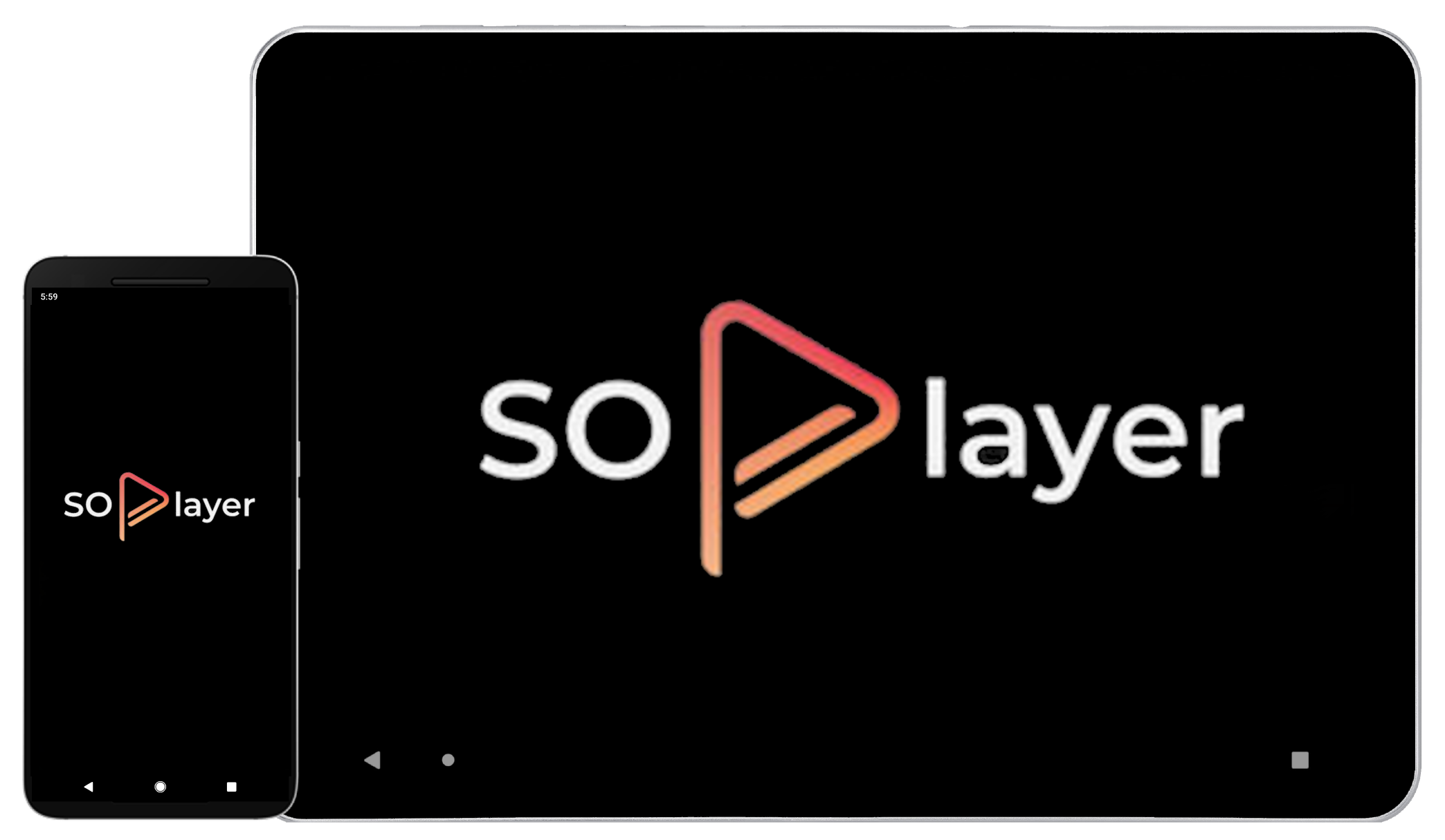 android soplayer app